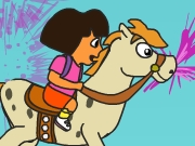Thumbnail of Doras Pony ride