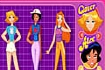 Thumbnail of Totally Spies Dress Up