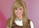 Thumbnail of Ashley Tisdale Dress Up Girl Game